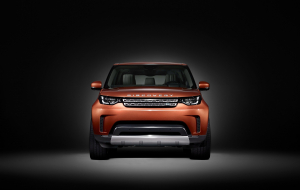Land Rover Discovery 2020 Silver Pics