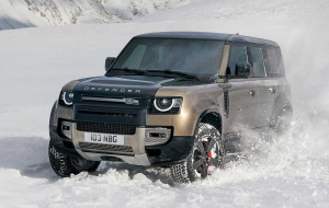 Land Rover Discovery 2020 Silver Pictures