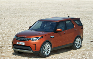 Land Rover Discovery 2020 Silver Wallpapers HQ
