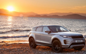 Land Rover Discovery 2020 White Gallery