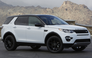 Land Rover Discovery 2020 White Photos