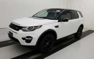 Land Rover Discovery 2020 White Pictures