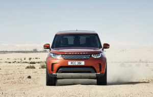Land Rover Discovery 2020 White Wallpapers HQ