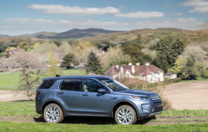 Land Rover Discovery Hybrid 2020 Beautiful Wallpaper