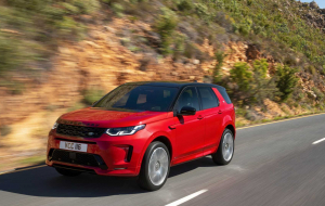 Land Rover Discovery Hybrid 2020 Images