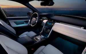 Land Rover Discovery Hybrid 2020 Wallpaper