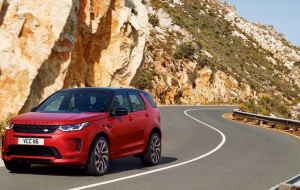 Land Rover Discovery Hybrid 2020 Wallpapers HD