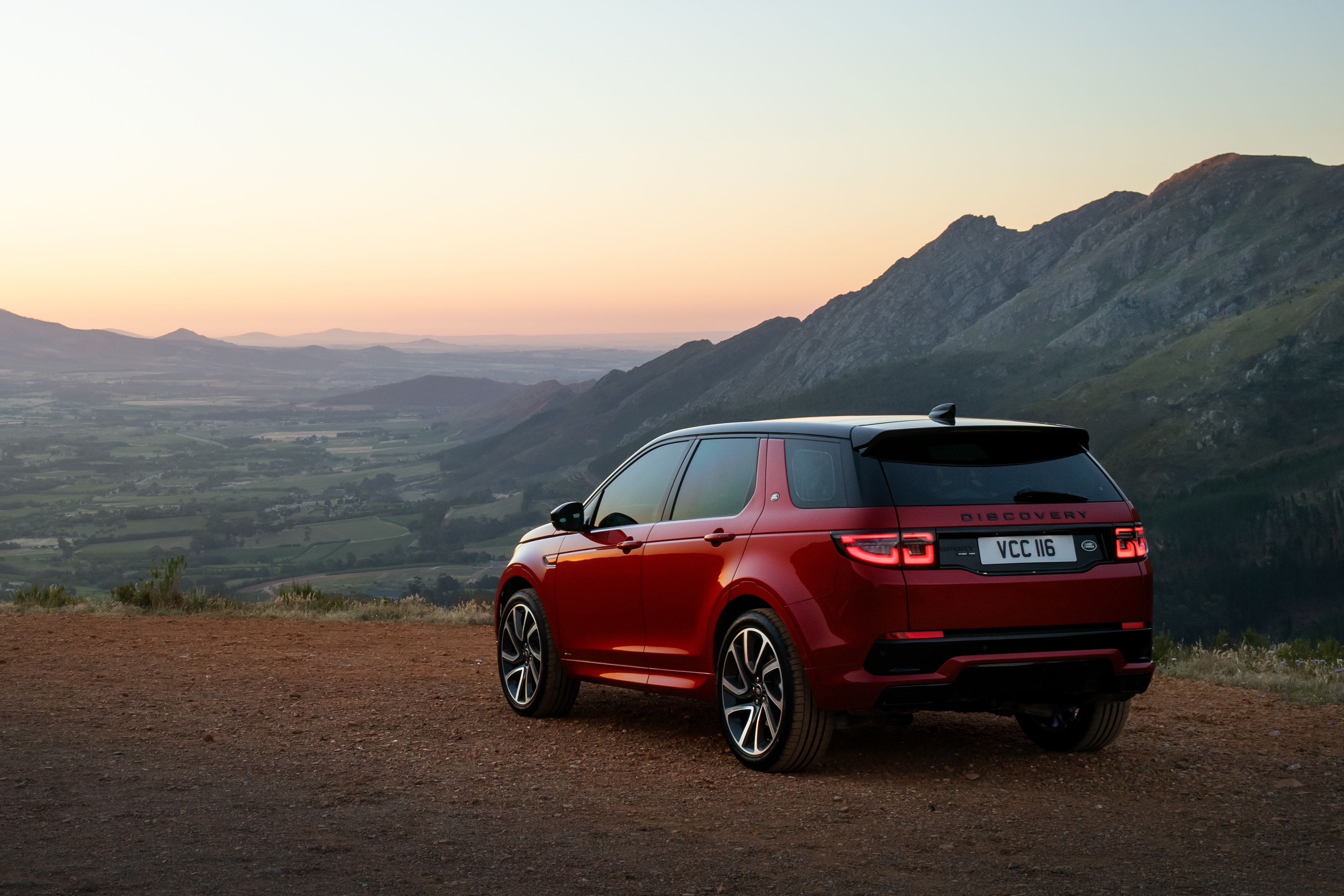 Land Rover Discovery Hybrid 2020