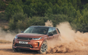 Land Rover Discovery Sport 2020 Black High Resolution