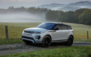 Land Rover Discovery Sport 2020 Black Widescreen