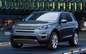Land Rover Discovery Sport 2020 Blue High Resolution