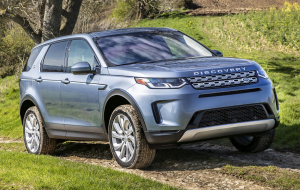Land Rover Discovery Sport 2020 Blue Images