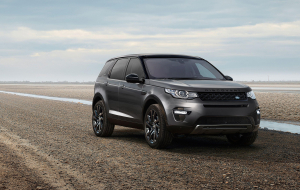 Land Rover Discovery Sport 2020 Gray 4K Wallpapers
