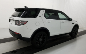 Land Rover Discovery Sport 2020 Gray High Resolution