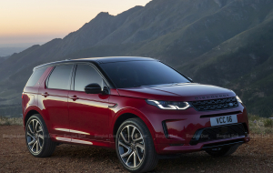 Land Rover Discovery Sport 2020 Gray In HQ