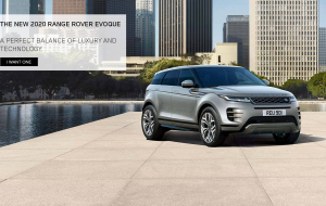 Land Rover Discovery Sport 2020 Gray Wallpapers HD