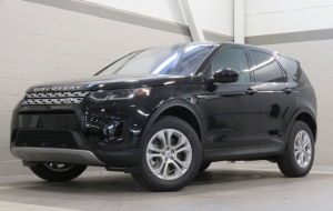 Land Rover Discovery Sport 2020 Gray Wallpapers HQ