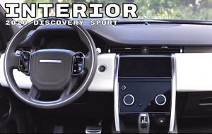 Land Rover Discovery Sport 2020 Interior Beautiful Wallpaper