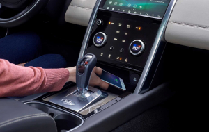 Land Rover Discovery Sport 2020 Interior Full HD Wallpapers
