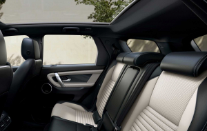 Land Rover Discovery Sport 2020 Interior Pictures