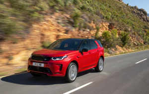 Land Rover Discovery Sport 2020 Interior Wallpaper