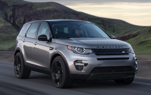 Land Rover Discovery Sport 2020 Interior Wallpapers For IPhone