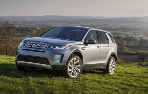 Land Rover Discovery Sport 2020 Interior Widescreen
