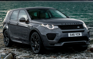 Land Rover Discovery Sport 2020 Red Beautiful Wallpaper