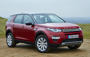Land Rover Discovery Sport 2020 Red Pinterest