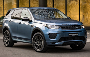 Land Rover Discovery Sport 2020 Red Wallpapers For Android