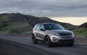 Land Rover Discovery Sport 2020 Silver Computer Wallpaper