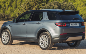 Land Rover Discovery Sport 2020 Silver Images
