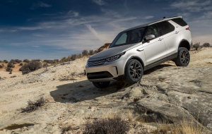 Land Rover Discovery Sport 2020 Silver Pics