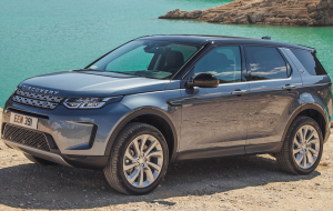 Land Rover Discovery Sport 2020 Silver Pictures
