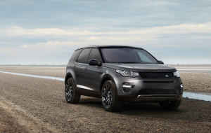 Land Rover Discovery Sport 2020 Silver Wallpapers Pack