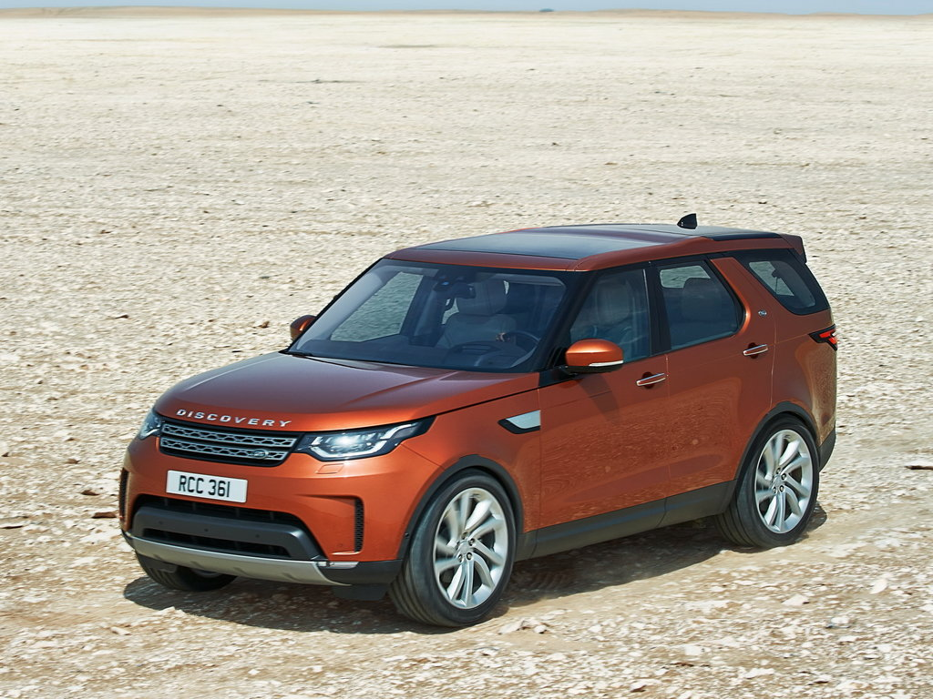Land Rover Discovery Sport 2020 silver