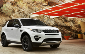 Land Rover Discovery Sport 2020 White Images