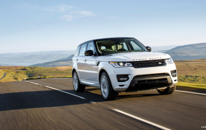 Land Rover Discovery Sport 2020 White Wallpapers HD
