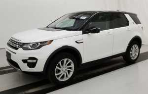 Land Rover Discovery Sport 2020 White Wallpapers HQ