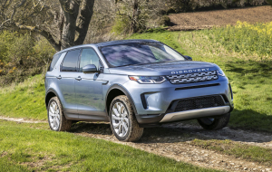 Land Rover Discovery Sport Hybrid 2020 4K Wallpapers