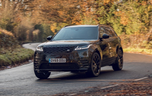 Land Rover Range Rover 2020 Black Wallpapers For Android