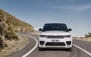 Land Rover Range Rover 2020 Blue Wallpapers HD