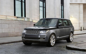 Land Rover Range Rover 2020 Gray Full HD Wallpapers
