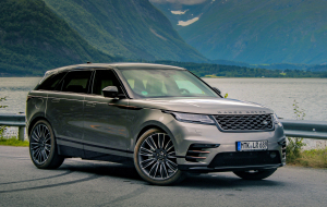 Land Rover Range Rover 2020 Gray Wallpapers HQ