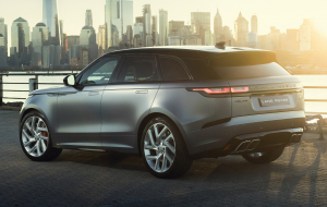 Land Rover Range Rover 2020 Gray Wallpapers Pack
