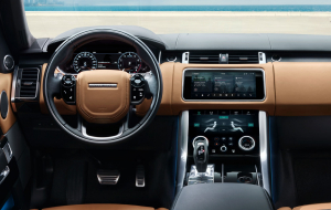 Land Rover Range Rover 2020 Interior Pictures