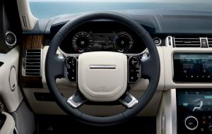 Land Rover Range Rover 2020 Interior Wallpapers For IPhone