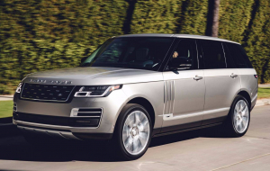 Land Rover Range Rover 2020 Interior Wallpapers Pack