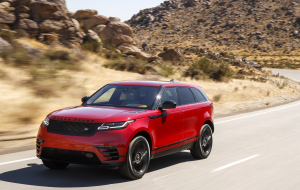 Land Rover Range Rover 2020 Red Full HD Wallpapers