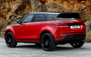 Land Rover Range Rover 2020 Red High Resolution